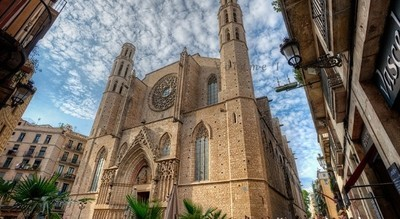 Bcn Medieval i pujada als terrats de Santa Maria del Mar