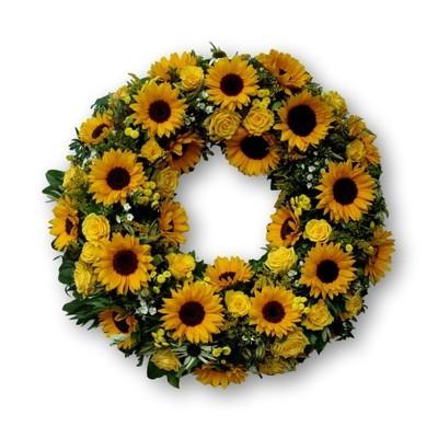 Rundumkranz 'Sommer Sommerblumen'