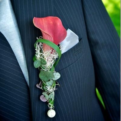 Anstecker Hochzeit 'AS01'