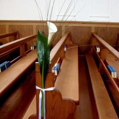 Kirchendeko Bankstrauss 'KD07'