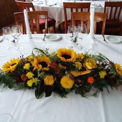 Tischdeko Hochzeit 'TD06'