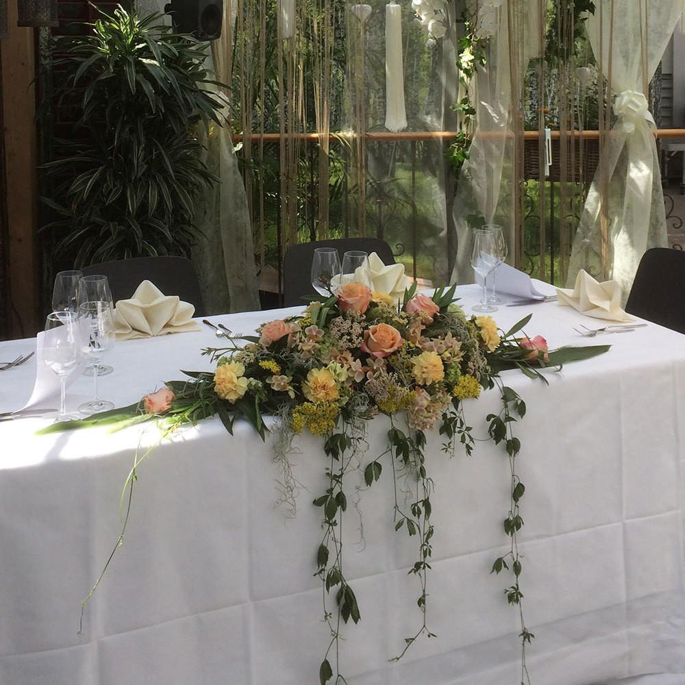 Tischdeko Hochzeit 'TD08'