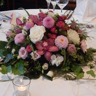 Tischdeko Hochzeit 'TD12'