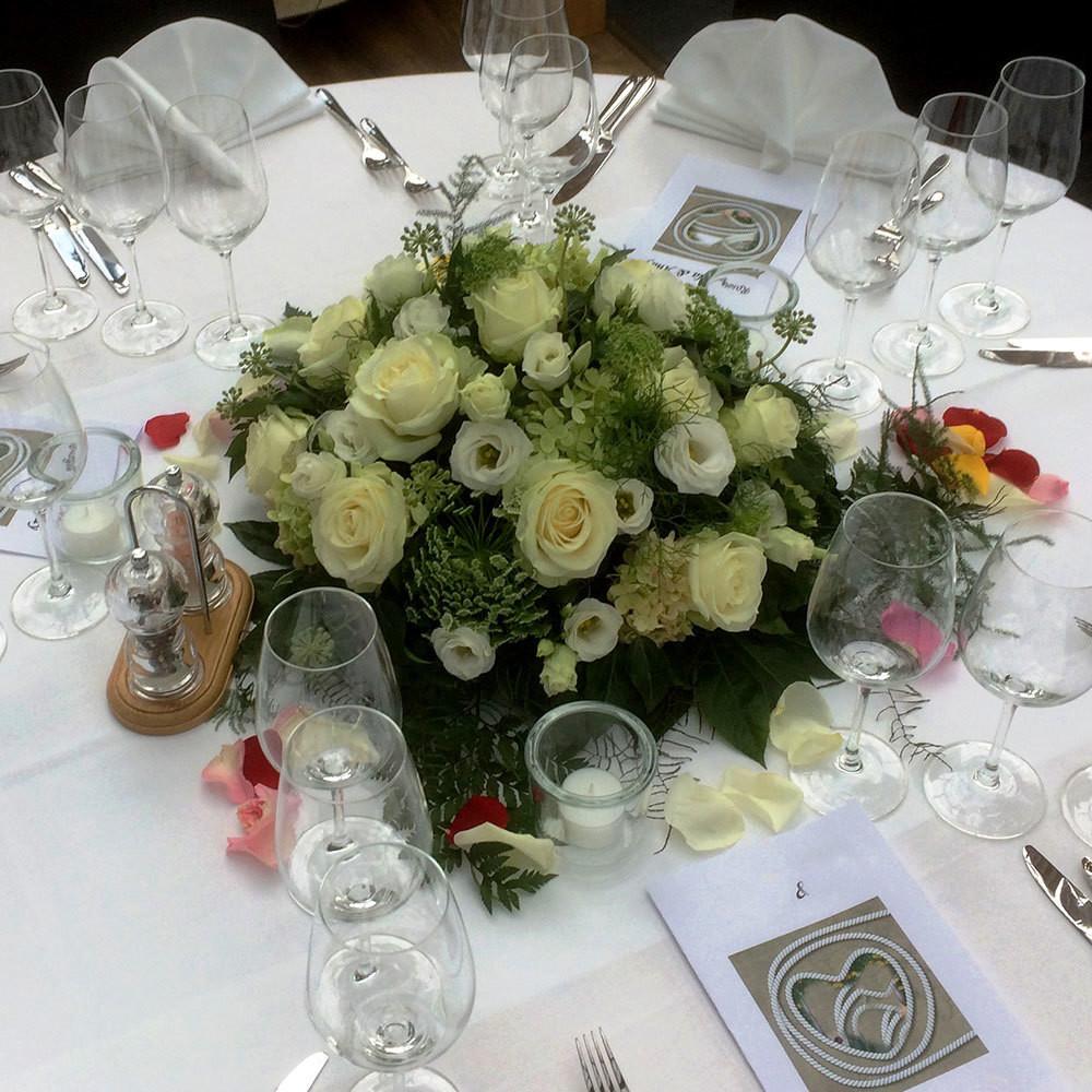 Tischdeko Hochzeit 'TD14'