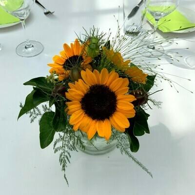Tischdeko Hochzeit 'TD015'