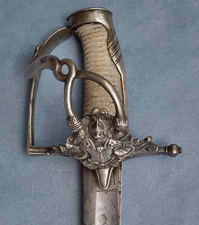 SOLD   Antique 18th century Rare Polish Sword Saber