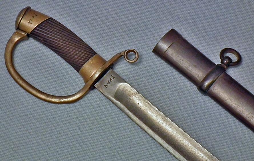 SOLD Antique Qajar Persian Cossack Islamic Sword Shashka after Russian Dragoon Saber