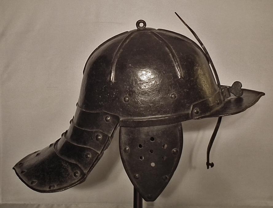 SOLD Antique 17th Century Polish Winged Hussar Helmet Szyszak  Zischägge