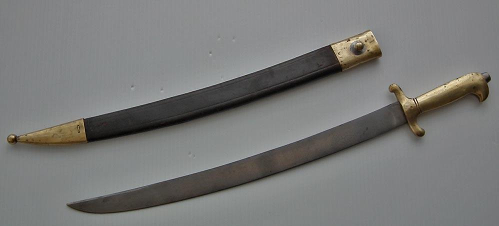 SOLD Antique 19th century Italian Piedmont Infantry Sword Model 1843