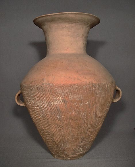 SOLD Ancient Chinese Pottery Amphora Neolithic Qijia culture (2200 BC – 1600 BC)