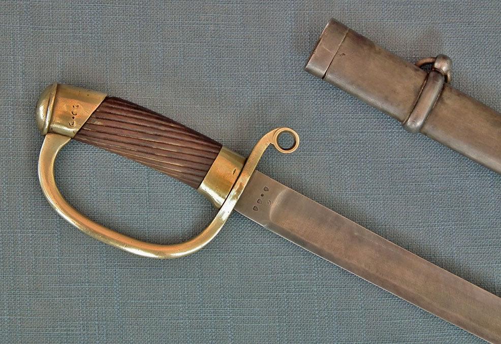 SOLD Antique Persian Cossack Islamic Sword After Russian Dragoon Shashka Saber