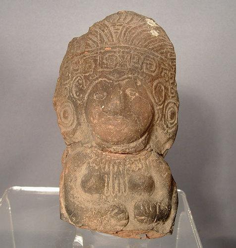 SOLD Pre-Columbian Aztec Corn Goddess Mize