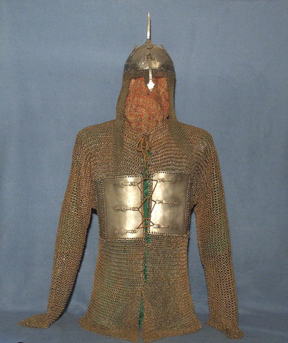 SOLD Antique Islamic Indo Persian Armour Mughal India 17th c