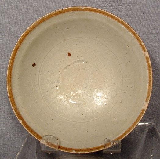 SOLD Antique Grey Celadon Porcelain Bowl Song Dynasty, 960-1279 AD