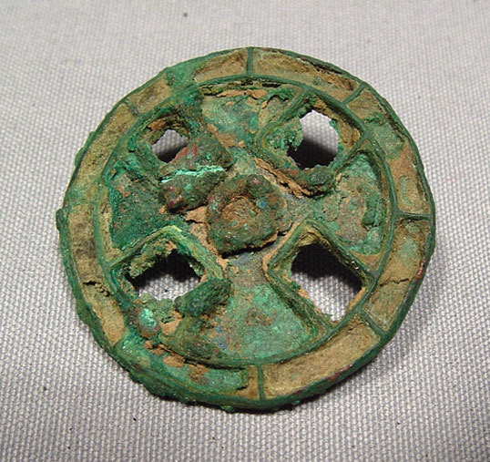 SOLD Ancient Seal Bactrian Bronze circa 2200-1600 BC