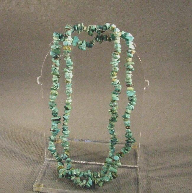 SOLD Antique American Indian Navajo necklace