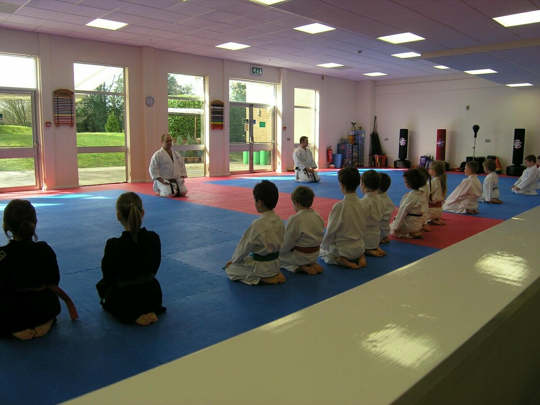 Children's Martial Arts Back to school offer