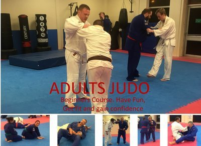 Beginners Judo Course
