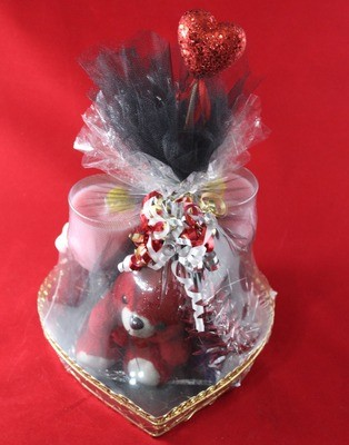 Heart Beat 1 Valentine's Day Gift Basket