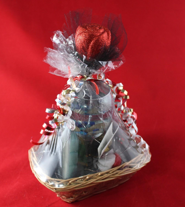 Hot Crush Valentine's Day Gift Basket