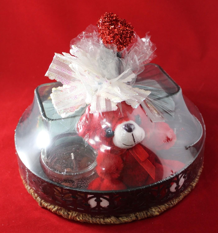 Round & Around Valentine's Day Gift Basket
