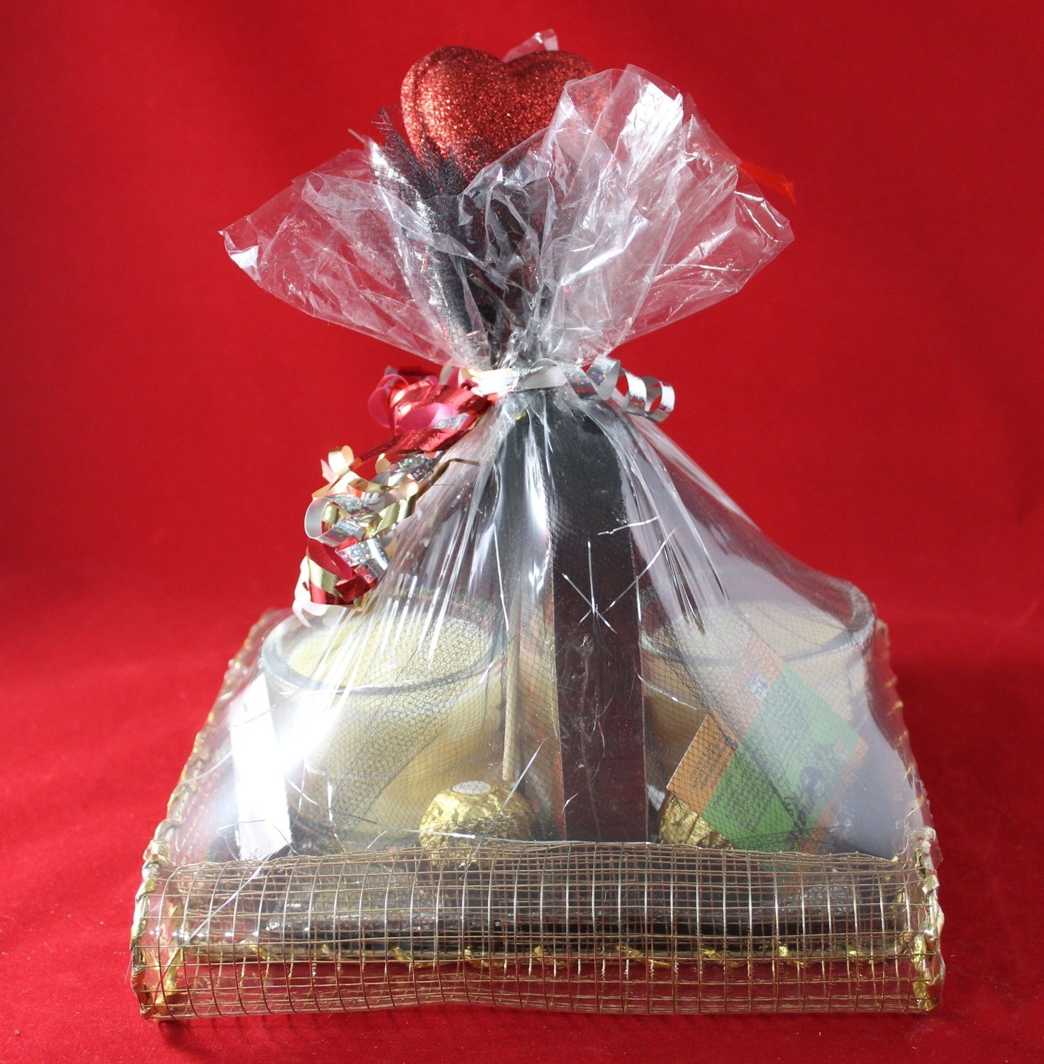 Feelings Valentine's Day Gift Basket