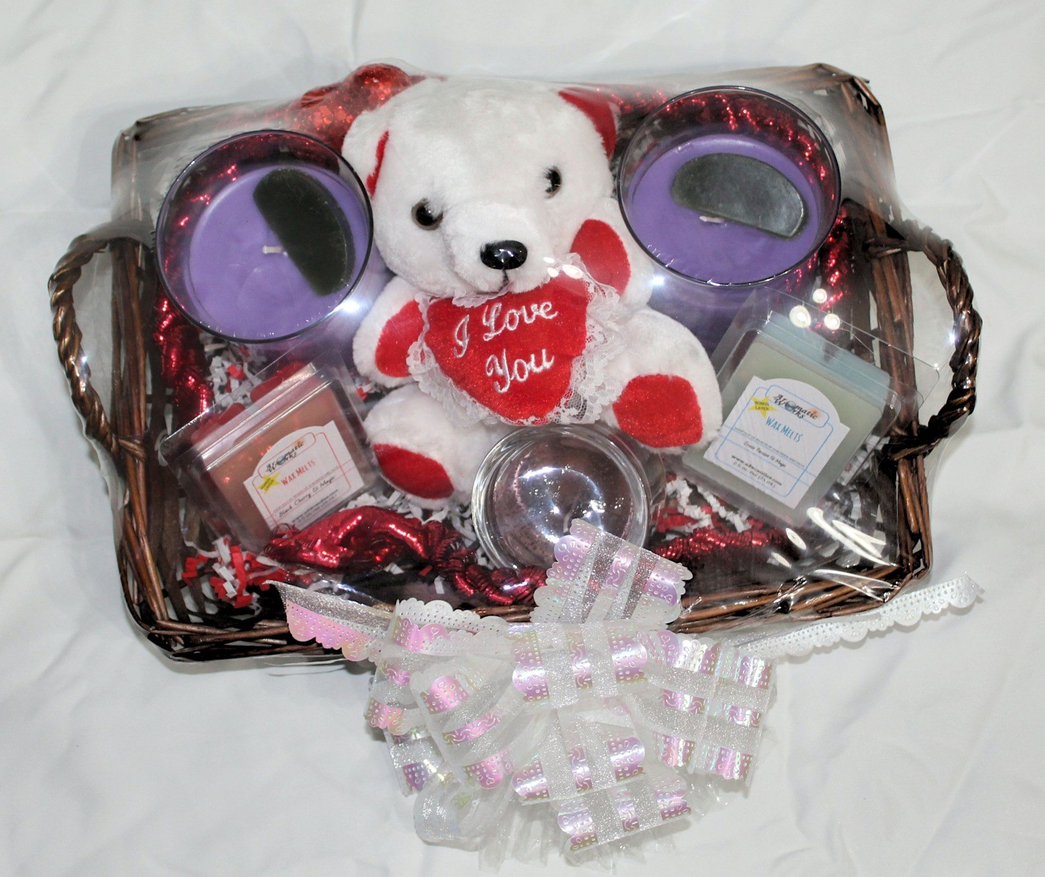 Sexy Feelings Valentine's Day Gift Basket
