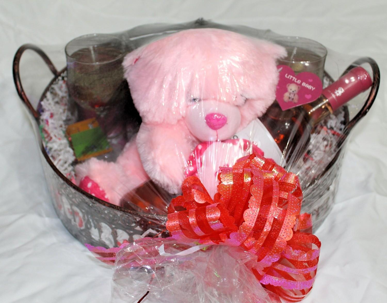 Love Me Tender Valentines Day Gift Basket