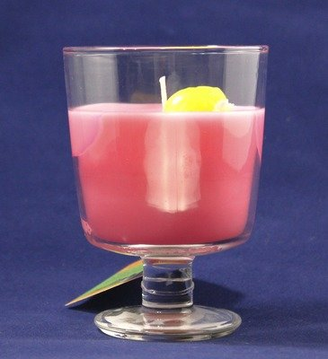 Sweet Diamond Passion Scented Wax Candle