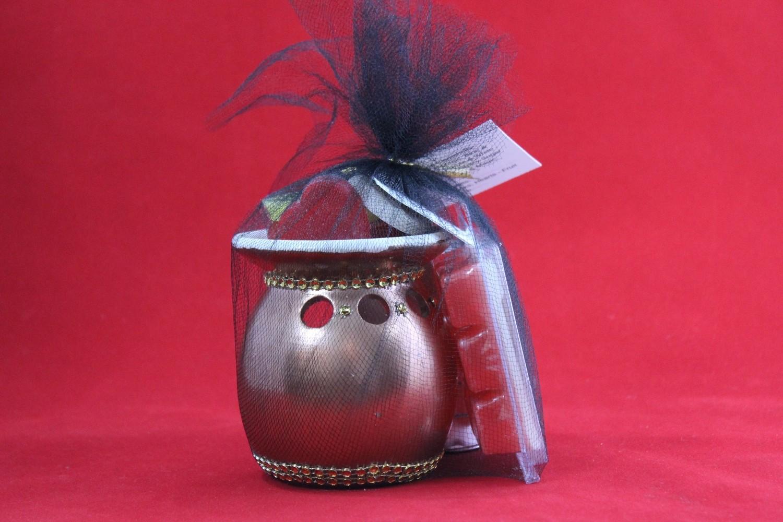 BRONZE WISDOM Burner and Melt Set - Bronze