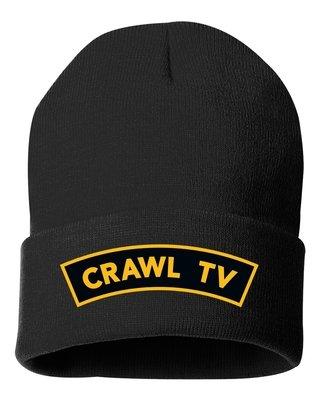 CRAWL TV Beanie