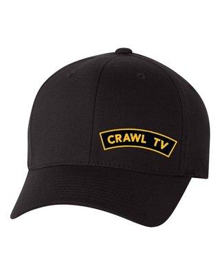 CRAWL TV Flexfit Hat