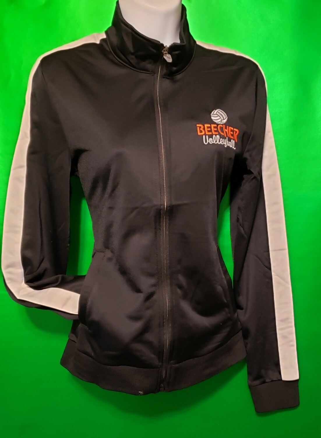 Volleyball warmup jacket