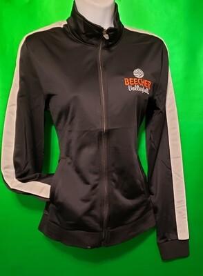 Volleyball warmup jacket