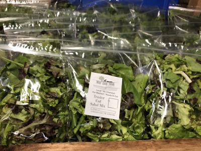 Tender Cut Salad mix 00000