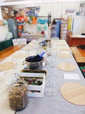 Basic Terrarium Workshop