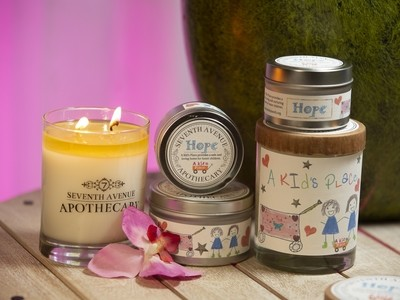 HOPE - Signature Glass Candle