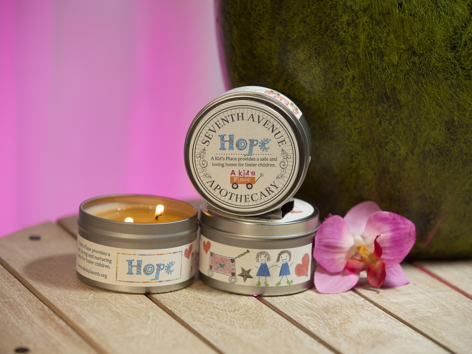 HOPE - Travel Tin