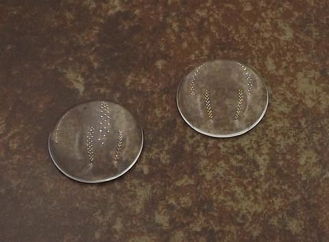 30MM Circle Glass
