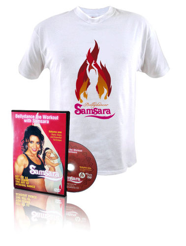 Workout DVD & Tshirt (men) 00012