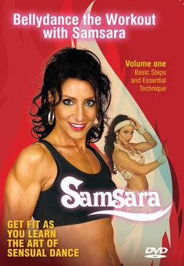 Samsara Bellydance Workout DVD 00009