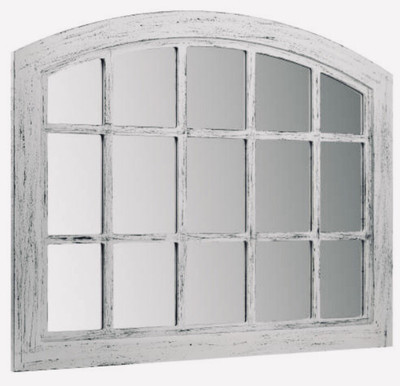 NWM62967 Clio Shabby Window Mirror