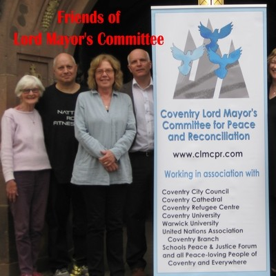 Friend of Coventry Lord Mayor's Committee for Peace & Reconciliation