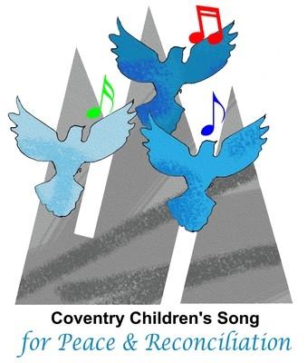 Sponsor Coventry Children's Peace Song