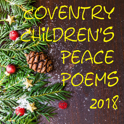 Coventry Children's Peace Poems 2018 Paperback