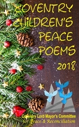 5 Copies Coventry Children's Peace Poems 2018 Paperback with free shipping