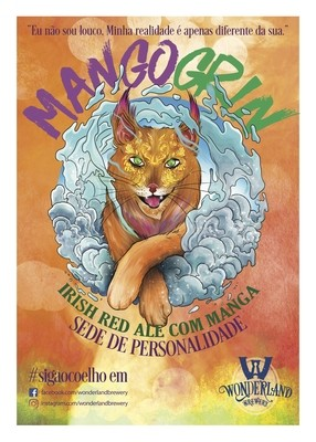 Poster 'Mango Grin'