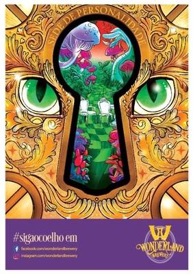 Poster 'Sede de Personalidade'