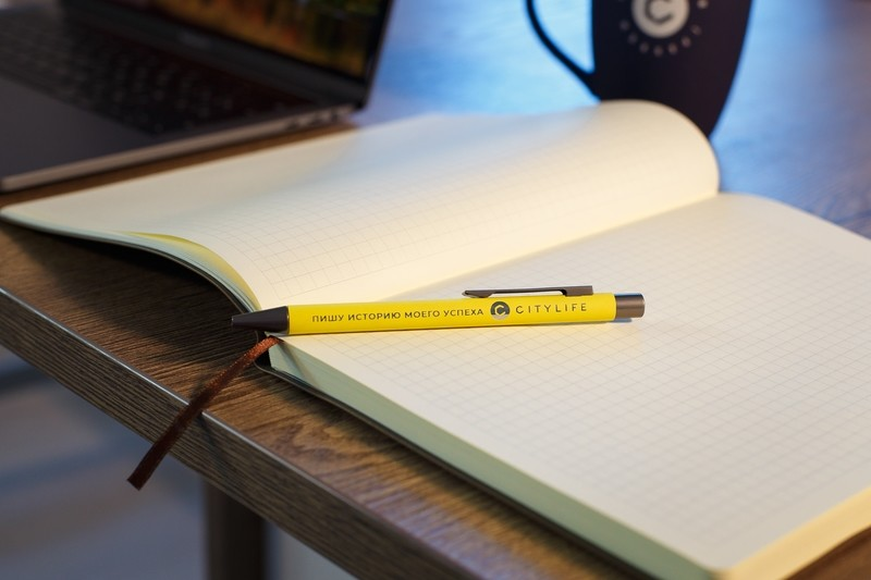 Ручка «STRAIGHT GUM»