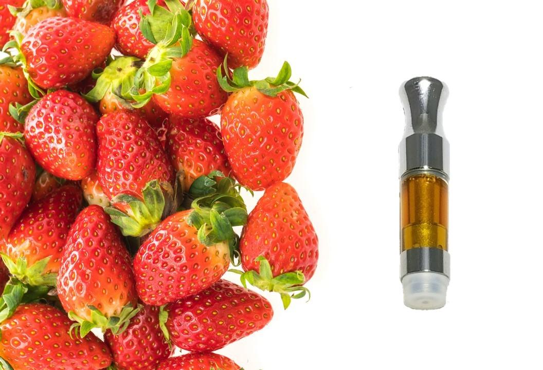 Strawberry-1,000mg cartridge 00004